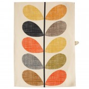 Orla Kiely 'Multi Stem' Tea Towel - OUT OF STOCK