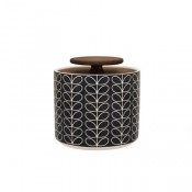 Orla Kiely 'Linear Stem' Small Storage Jar - OUT OF STOCK