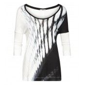 Stills Atelier 'Black & White' Top