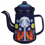 Folklore Tea/Coffee Pot - Night - SOLD OUT