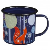 Folklore Enamel Mug - Night - SOLD OUT