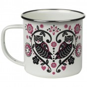 Folklore Enamel Mug - SOLD OUT