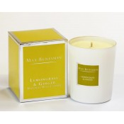 Max Benjamin Lemongrass & Ginger Candle - OUT OF STOCK