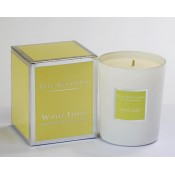 Max Benjamin White Lillies Candle