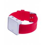 Push Watches: Irish designed Push Rainbow - Red