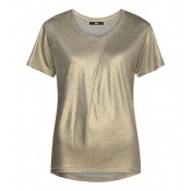 Stills Atelier 'Metallic T Shirt' Top  - LAST ONE