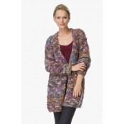 AJ. 117 Project Harriet Chunky Knit Cardigan - SOLD OUT