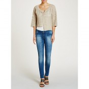 Crea Concept Cropped Boucle Cardigan- LAST ONE