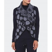 Crea Concept Spot Knit Waistcoat - SOLD OUT