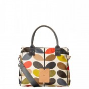 Orla Kiey Classic Multi Stem Zip Messenger  - SOLD OUT