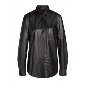 SET Leather Shirt - LAST ONE
