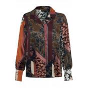 Karen by Simonsen Mix fabric Shirt
