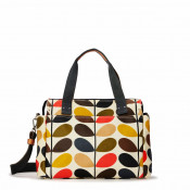 Orla Kiey Classic Multi Stem Classic Zip Messenger Baby Bag