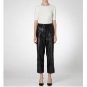 Marella Monica Pleather Trousers