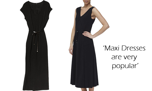 Maxi Dresses are very popular