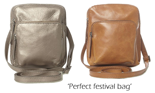 Whitestuff penelope leather bag perfect for festivals